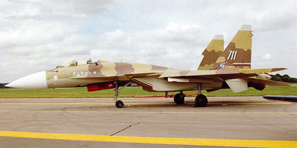 Sukhoï Su-37 Terminator 'Super Flanker' Gsu37