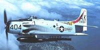 Miniature du Douglas A-1 Skyraider