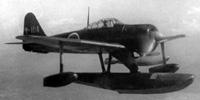 Miniature du Nakajima A6M2-N  'Rufe'