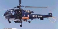 Miniature du Aérospatiale SA.316 Alouette III