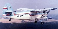 Miniature du Antonov An-2  'Colt'