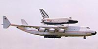 Miniature du Antonov An-225 Mriya 'Cossack'