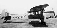 Miniature du Taylorcraft  Auster A.O.P.