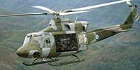 Miniature du Bell 412 / CH-146 Griffon