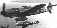 Miniature du Messerschmitt Bf 109