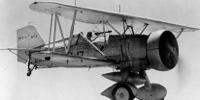 Miniature du Curtiss BFC/BF2C Goshawk