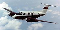 Miniature du Beechcraft C-12 Huron