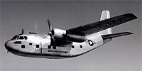 Miniature du Fairchild C-123 Provider