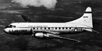 Miniature du Convair C-131 Samaritan