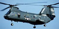 Miniature du Boeing Vertol CH-46 Sea Knight
