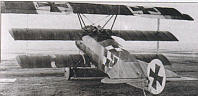 Miniature du Fokker Dr I