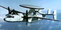Miniature du Grumman E-2 Hawkeye