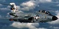 Miniature du McDonnell F-101 Voodoo