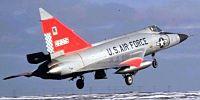 Miniature du Convair F-102 Delta Dagger