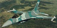Miniature du General Dynamics F-16 Fighting Falcon