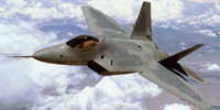 Miniature du Lockheed F-22 Raptor