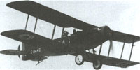 Miniature du Bristol F.2B Fighter