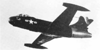 Miniature du Vought F6U Pirate