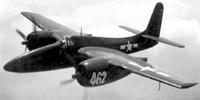 Miniature du Grumman F7F Tigercat