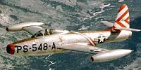 Miniature du Republic F-84 Thunderjet