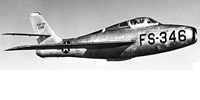 Miniature du Republic F-84F Thunderstreak