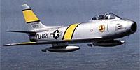 Miniature du North American F-86 Sabre