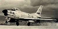 Miniature du North American F-86D/K Sabre Dog