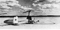 Miniature du Focke-Achgelis Fa-330 Bachstelze