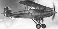 Miniature du Hawker  Fury