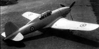 Miniature du Fiat G.55 Centauro