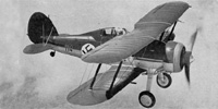 Miniature du Gloster SS.37 Gladiator