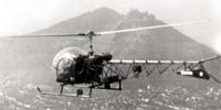 Miniature du Bell H-13 Sioux