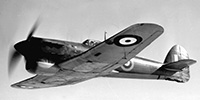 Miniature du Hawker Tornado