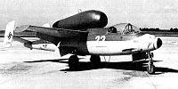 Miniature du Heinkel He 162 Volksjäger