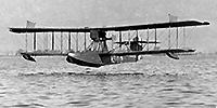 Miniature du Curtiss HS-2L
