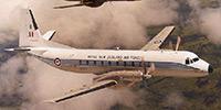 Miniature du Hawker-Siddeley HS-748 & HS-780 Andover