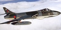 Miniature du Hawker  Hunter