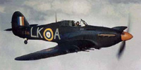 Miniature du Hawker  Hurricane