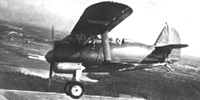 Miniature du Polikarpov I-15