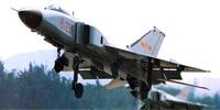 Miniature du Shenyang J-8 'Finback'