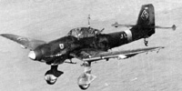 Miniature du Junkers Ju 87 Stuka