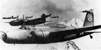 Miniature du Mitsubishi Ki-21  'Sally'