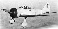 Miniature du Nakajima Ki-27 Nate 'Clint'