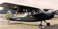 Miniature du Cessna L-19/O-1 Bird Dog