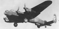 Miniature du Avro  Lancaster