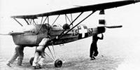 Miniature du Repülőgépgyár Levente II