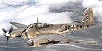 Miniature du Messerschmitt Me 210