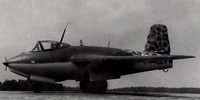 Miniature du Messerschmitt Me 263