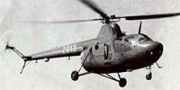 Miniature du Mil Mi-1  'Hare'