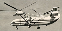 Miniature du Mil Mi-12  'Homer'